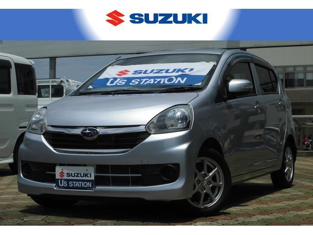スバル G CD・ブレーキサポート機能・1年保証付