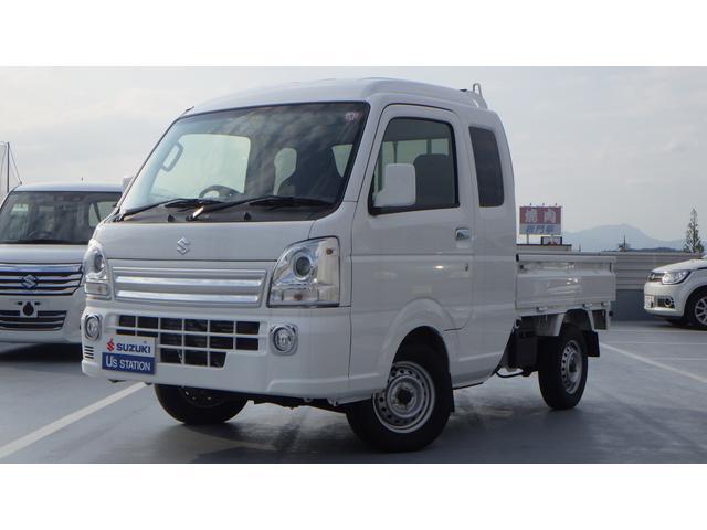 スズキ キャリイトラック スーパーキャリイ X 誤発進抑制機能 5AGS 4WD