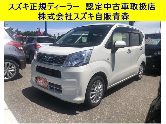 ダイハツ L  4WD CVT エコアイドル