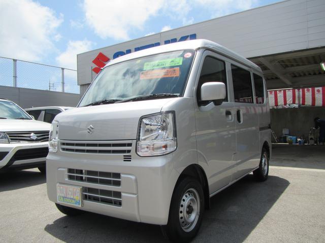 沖縄県浦添市の中古車ならエブリイ PCリミテッド 2型