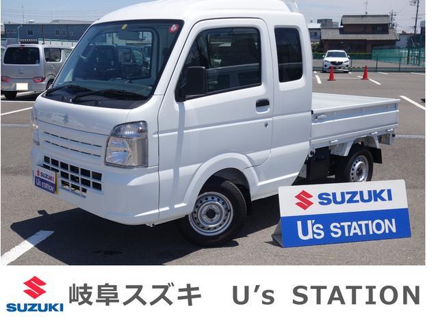 スズキ スーパーキャリイL 4WD AT 超音波センサー 新車保証継