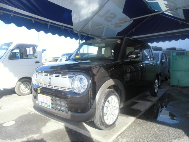 沖縄県豊見城市の中古車ならアルトラパン X 2型
