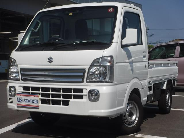 スズキ キャリイトラック KX 4型 4WD 5速MT