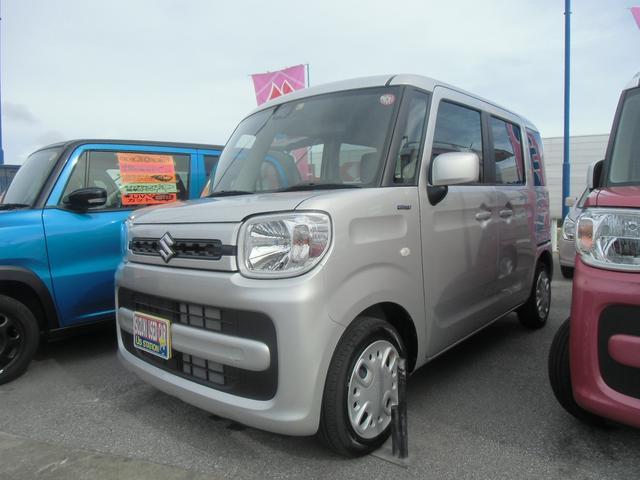 沖縄県豊見城市の中古車ならスペーシア HYBRID G