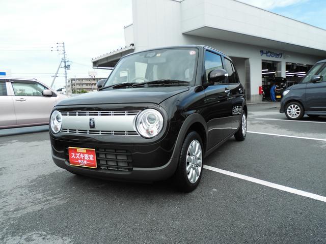 沖縄県の中古車ならアルトラパン X 2型