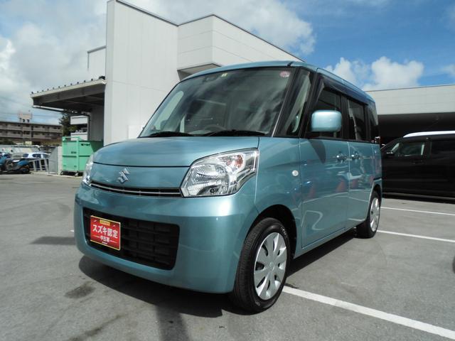 沖縄県の中古車ならスペーシア X