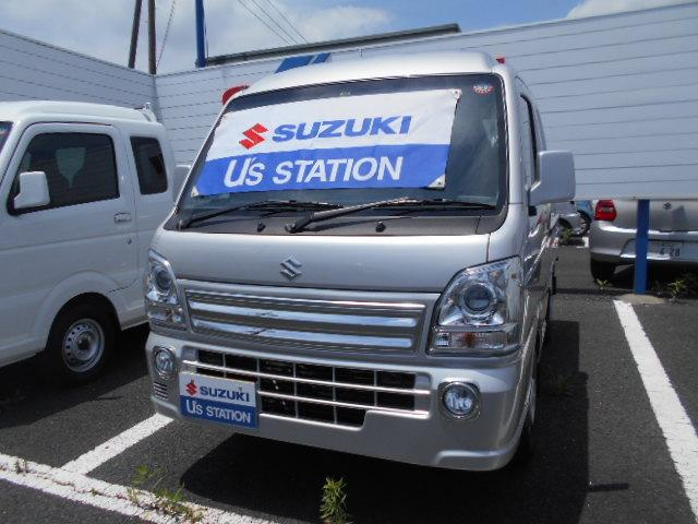 スズキ スーパーキャリイ X 4WD 5速マニュアル