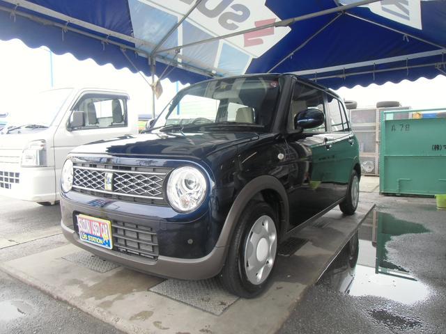 沖縄県の中古車ならアルトラパン モード