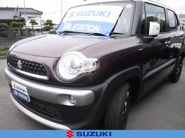 「スズキ」「クロスビー」「SUV・クロカン」「熊本県」の中古車