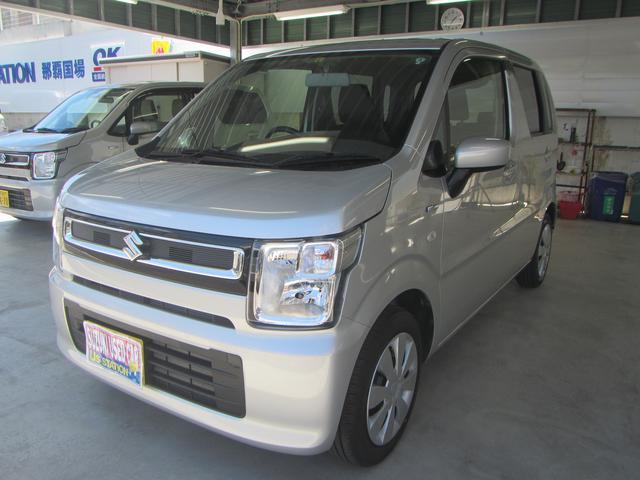 沖縄県那覇市の中古車ならワゴンR HYBRID FX