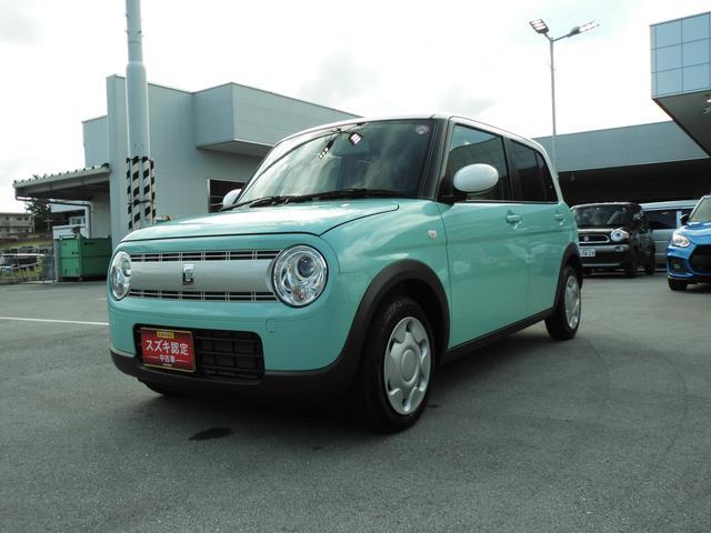 沖縄県うるま市の中古車ならアルトラパン S