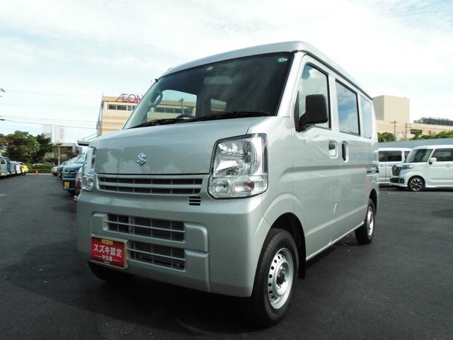 沖縄県うるま市の中古車ならエブリイ PAリミテッド 2型