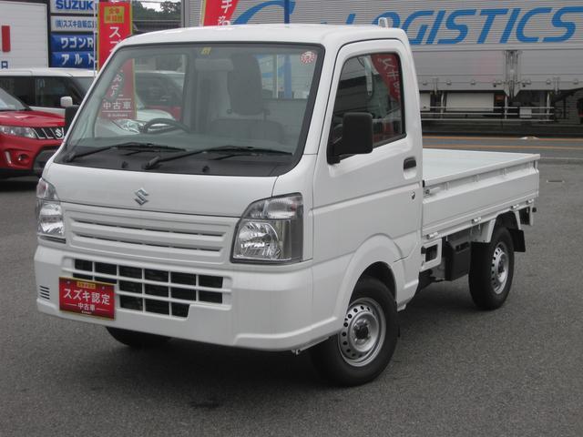 スズキ KCエアコンパワステ 4型 4WD オートマ