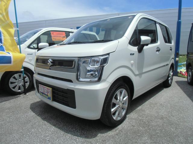 沖縄県豊見城市の中古車ならワゴンR 25周年記念車 HYBRID FXリミテッド