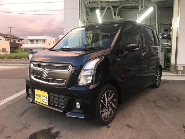 沖縄県島尻郡与那原町の中古車ならワゴンRスティングレー スティングレー 25周年記念車 HYBRID Xリミテッド