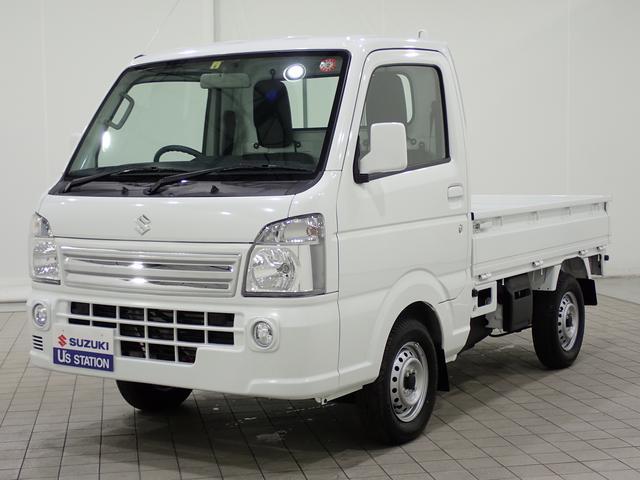スズキ キャリイトラック KX 3型