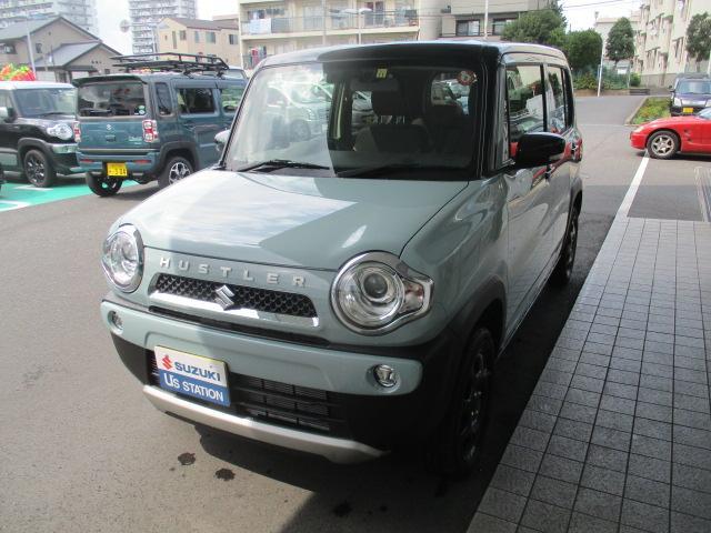 スズキ タフワイルド 2型 特別仕様車 デモカーUP禁煙車