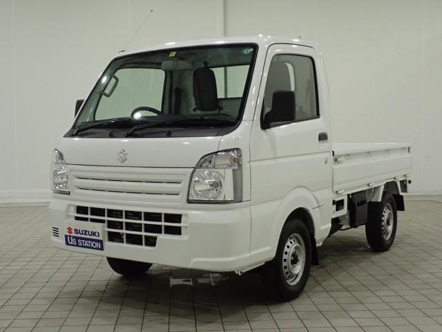 スズキ KC AC/PS付 4WD 5MT 4型 走行薄!