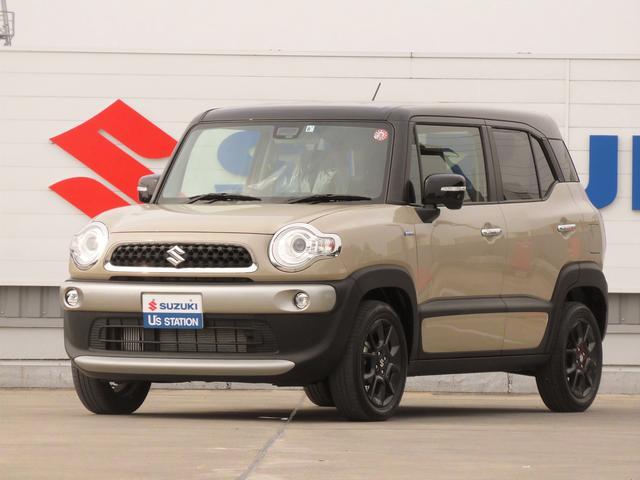スズキ HYBRID MZ フルタイム4WD LEDライト 新車保証