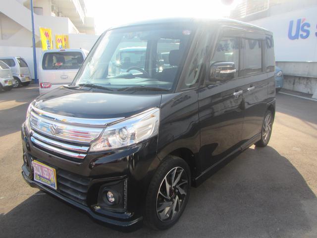 沖縄県那覇市の中古車ならスペーシアカスタム カスタム XS MK42S 2型