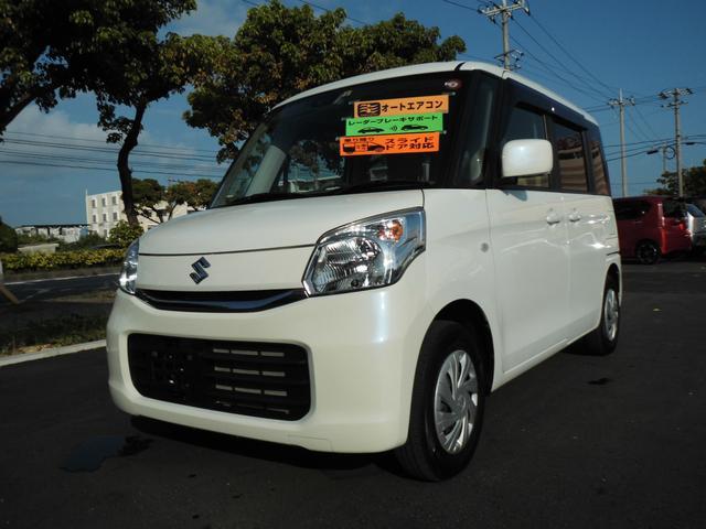 沖縄県の中古車ならスペーシア 車いす移動車 G MK42S 2型