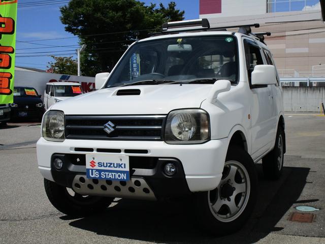 スズキ XC 4WD 6型 4AT 1オーナー車