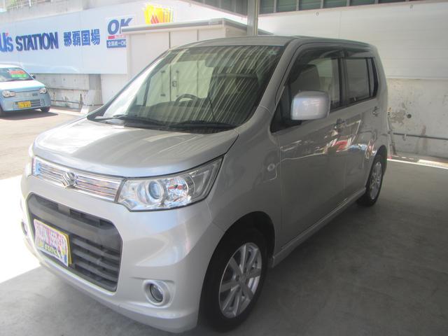 沖縄県の中古車ならワゴンRスティングレー スティングレー X