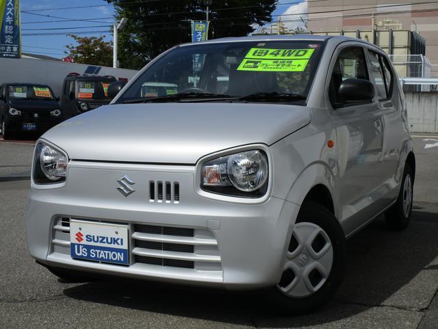 スズキ L 4WD 2型 スズキセーフティサポート装着車