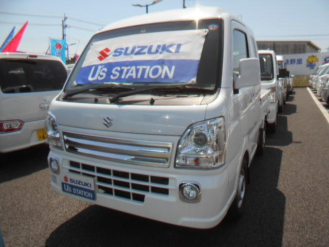 スズキ スーパーキャリイ X キーレス パートタイム4WD
