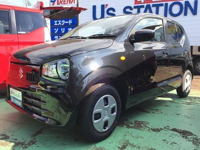 スズキ アルト Lリミテッド 2型 4WD 前後衝突被害軽減ブレーキ