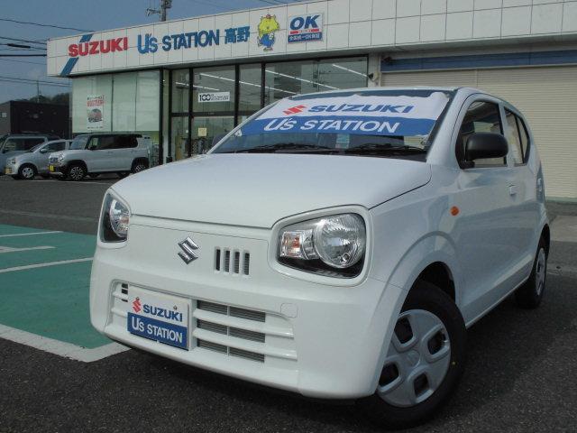 スズキ アルト L 2型 CDプレーヤー装着 キーレスエントリー装着車