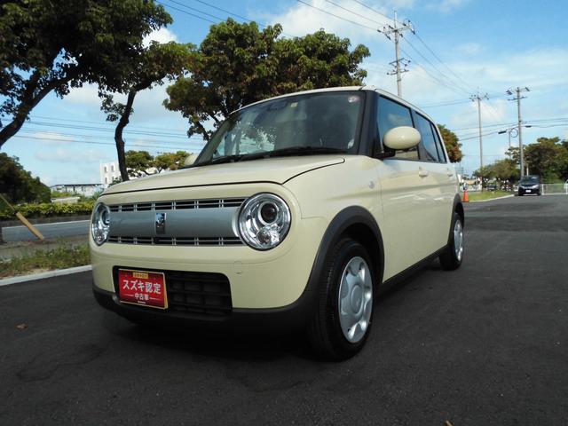 沖縄県の中古車ならアルトラパン S 2型
