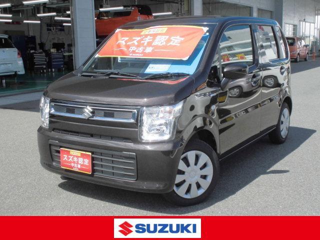 スズキ HYBRID FX 2型 CDプレーヤー装着車