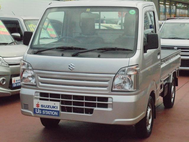 KCエアコンパワステ 4WD 3AT