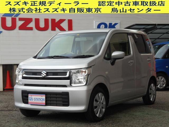 スズキ FA 2WD・CDステレオ・CVT