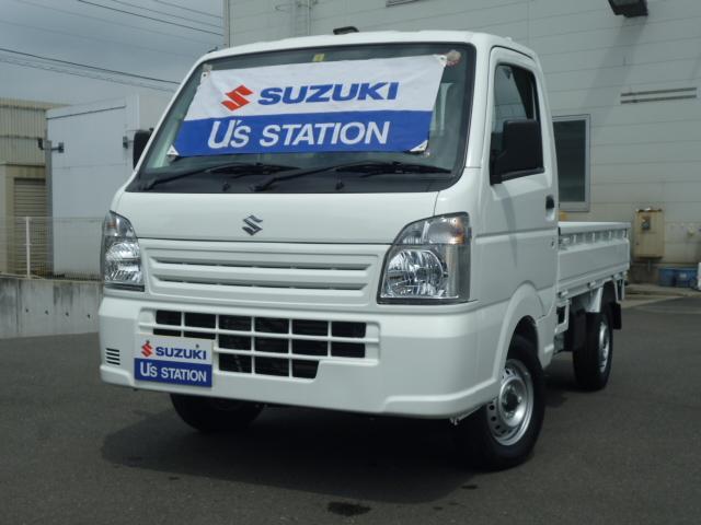 スズキ KCエアコンパワステ パートタイム4WD・5MT 3型