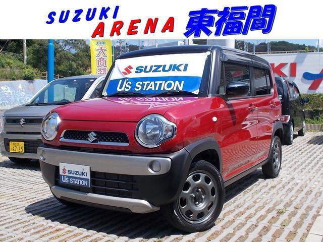 スズキ G 2型 1年保証・社外ナビ・左右シートヒーター