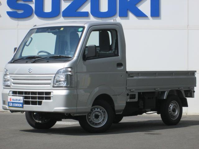 スズキ KCエアコンパワステ パートタイム4WD セーフティサポート