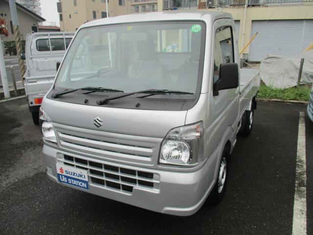 スズキ KCエアコンパワステ 4型 4WD 5MT 新車保証継承付