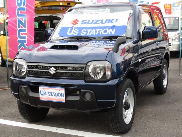 XG 10型 4WDの人気車ジムニー(1枚目)