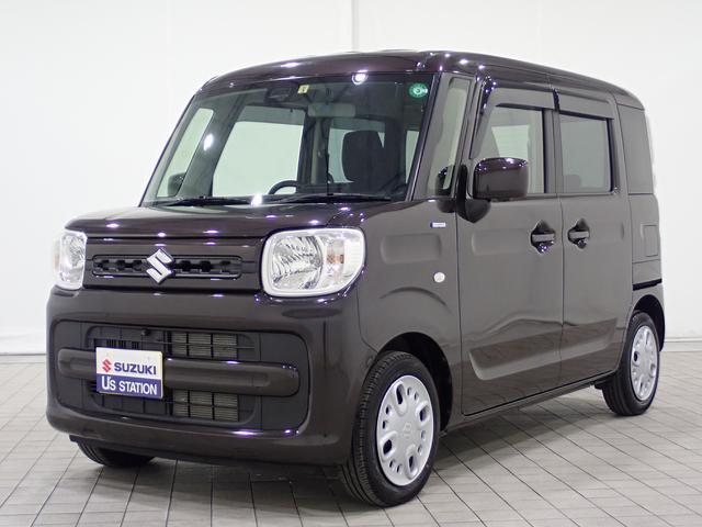 スズキ G 希少4WD 全方位カメラ 衝突軽減ブレーキ付!