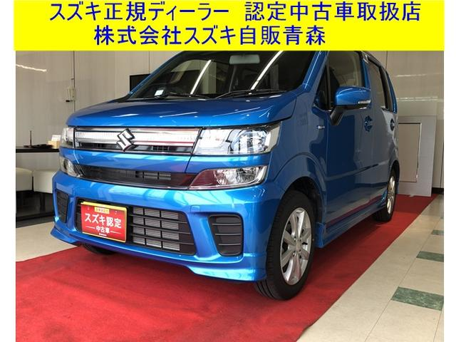 スズキ HYBRID FZ 4WD CVT 衝突被害軽減S