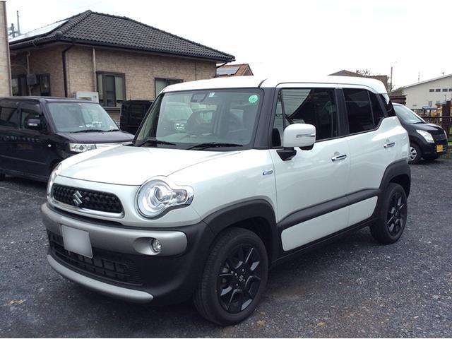 「スズキ」「クロスビー」「SUV・クロカン」「鹿児島県」の中古車