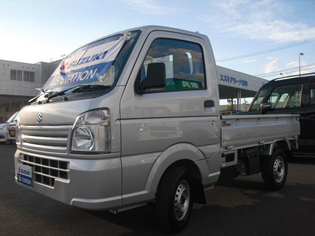 スズキ KCエアコンパワステ 4型  4WD/5MT