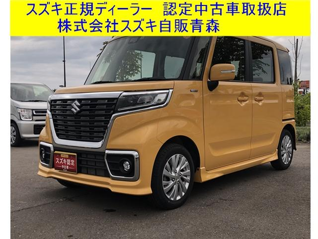 スズキ カスタム HYBRID GS 4WD 衝突被害軽減S