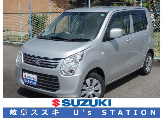 スズキ FX 2WD CVT ナビ&TV オートAC 1年保証