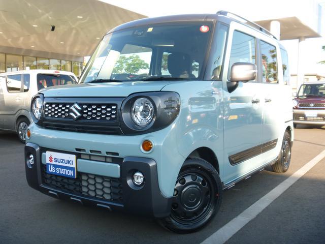 スズキ スペーシアギア ギア HYBRID XZ 2WD 全方位カメラパッケージ車