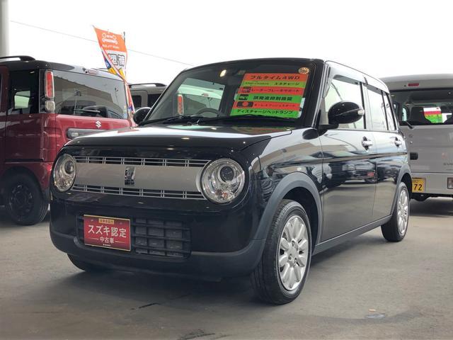 スズキ X 4WD HIDヘッドライト装備