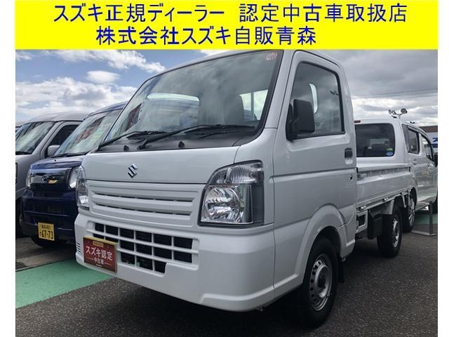 スズキ KCエアコンパワステ 3型 4WD 5速マニュアル
