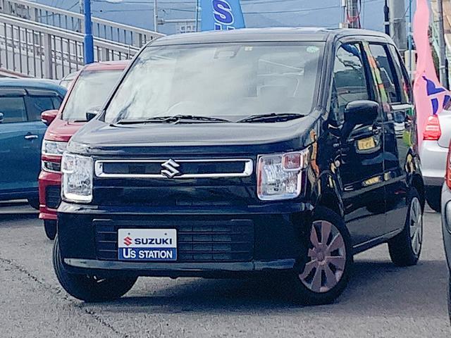 スズキ HYBRID FX 2型 4WD ブレーキサポート